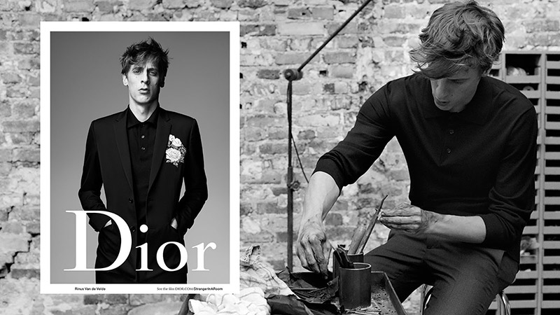 ed306f1846ce Dior Homme Spring Summer 2016 Campaign - Fucking Young!