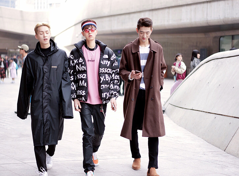Streetstyle Seoul Fashion Week Fw16 Part1 Fucking Young