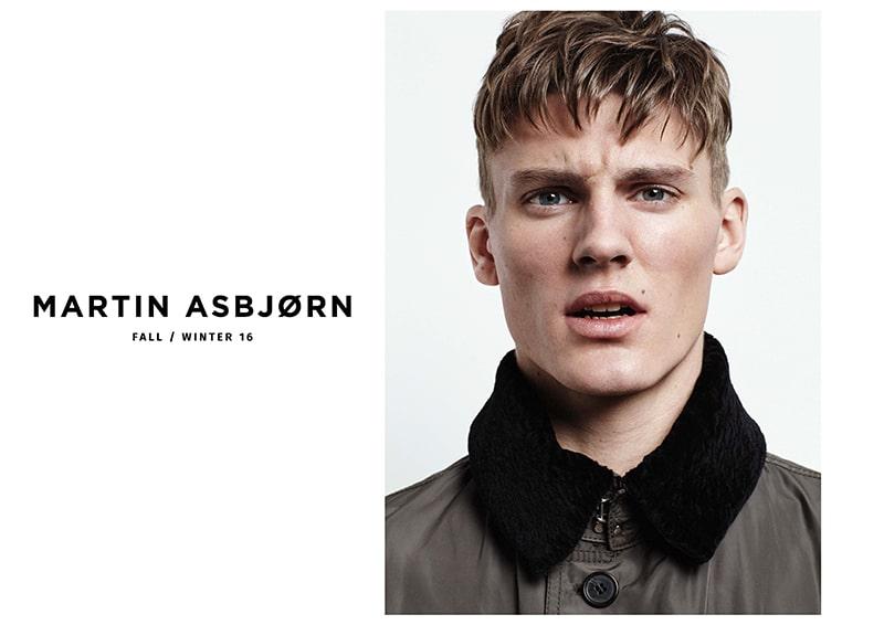 2308e94e31 Martin Asbjørn Fall Winter 2016 Campaign