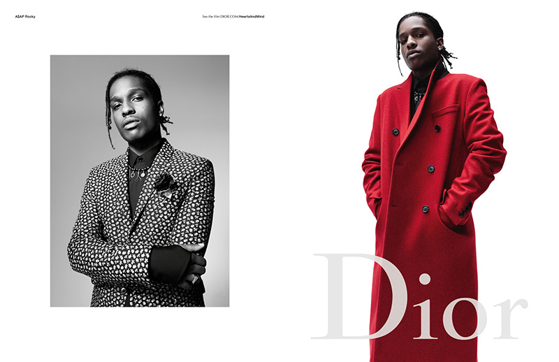 0f66e5bce06f Dior Homme Fall Winter 2016 Campaign - Fucking Young!