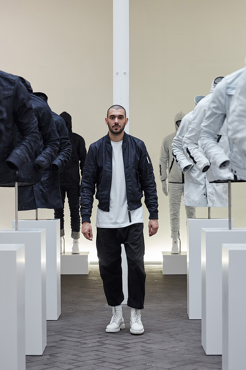 G-Star Raw Research by Aitor Throup Debuts at  PFW - Fucking Young! a173edf248b7