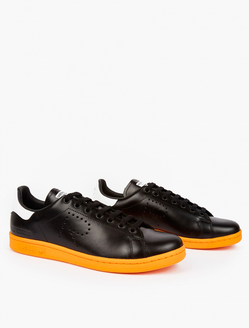 adidas-by-raf-simons-black-and-orange-stan-smith-sneakers_fy1