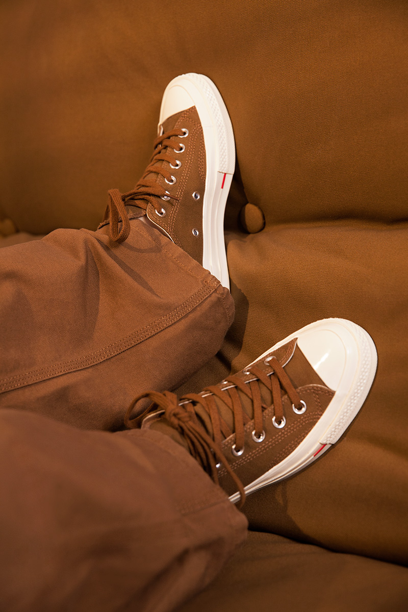 19d76663f3ee Consisting of three Chuck Taylor All Star  70 Ox sneakers