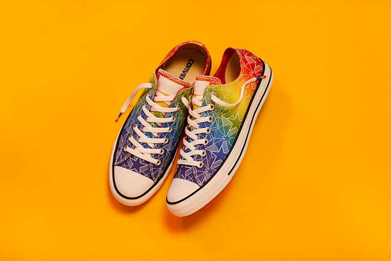 c7a48477a4ee 🌈 Converse Pride Collection - Fucking Young!