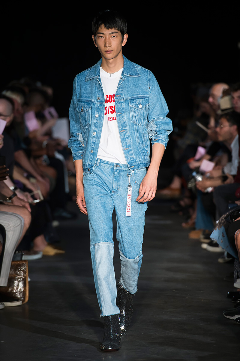 Icosae Spring Summer 2018 Fucking Young