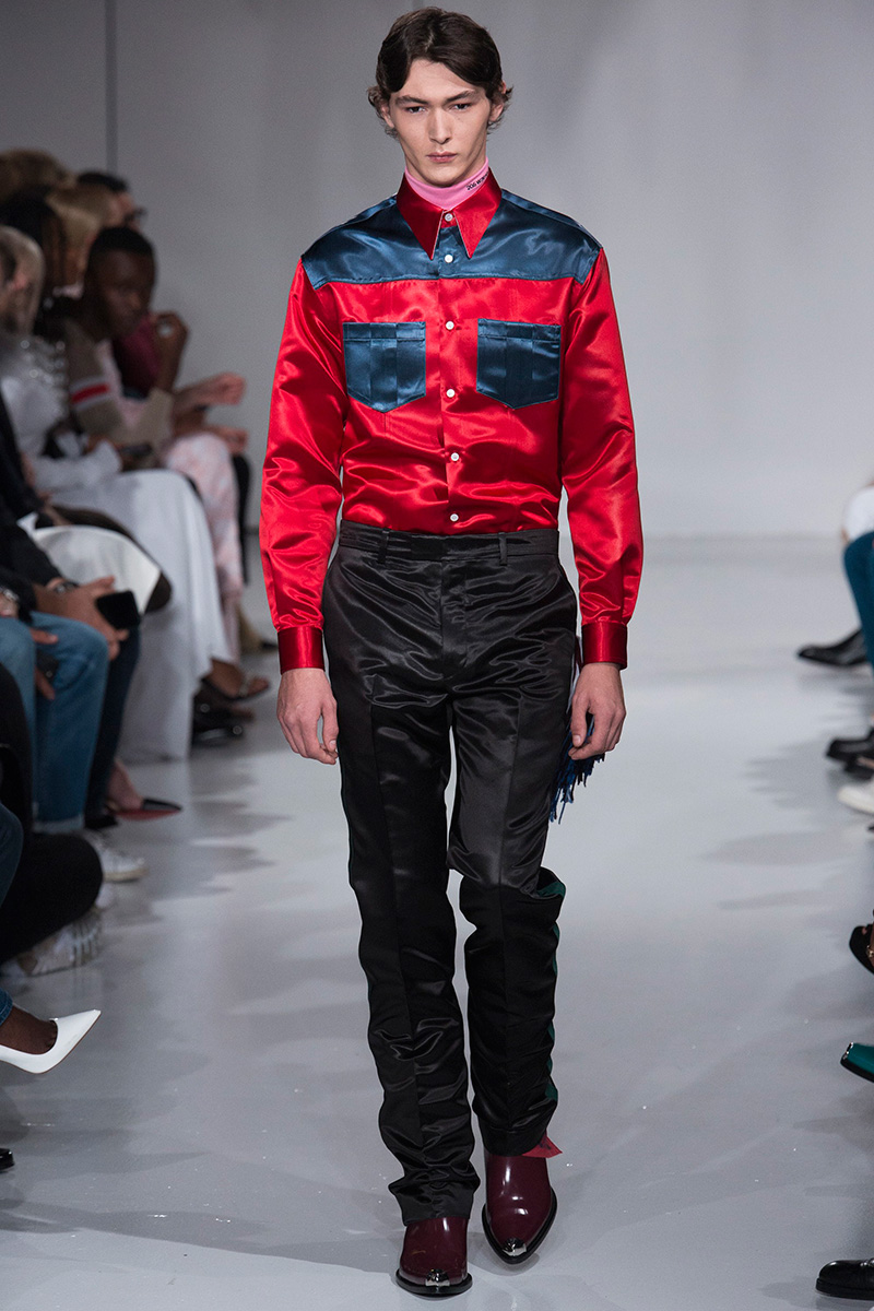 Calvin Klein Spring Summer 2018 Fucking Young