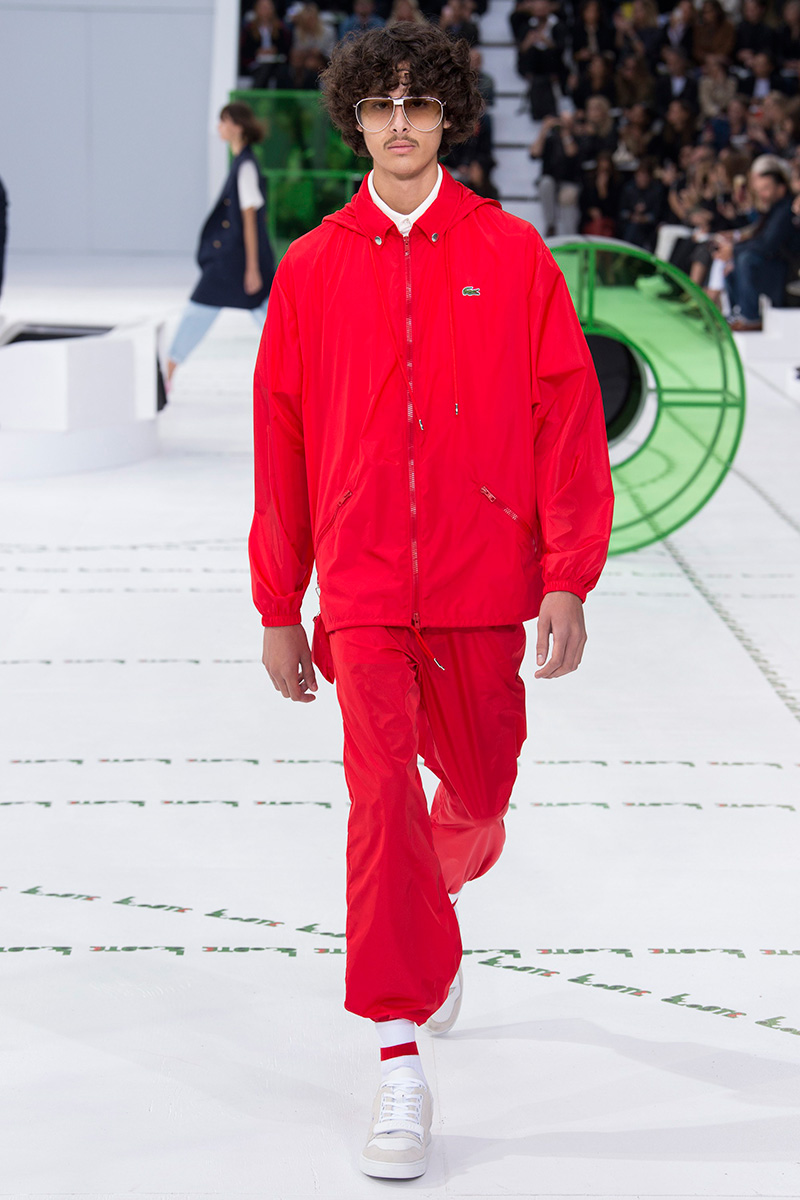 f24a959a55 Lacoste Spring/Summer 2018 - Fucking Young!