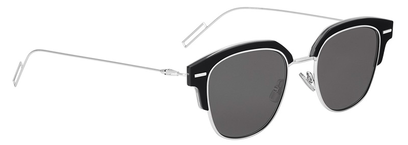 faa8c65c1ddce Dior Homme s Thin Metal Sunglasses - Fucking Young!