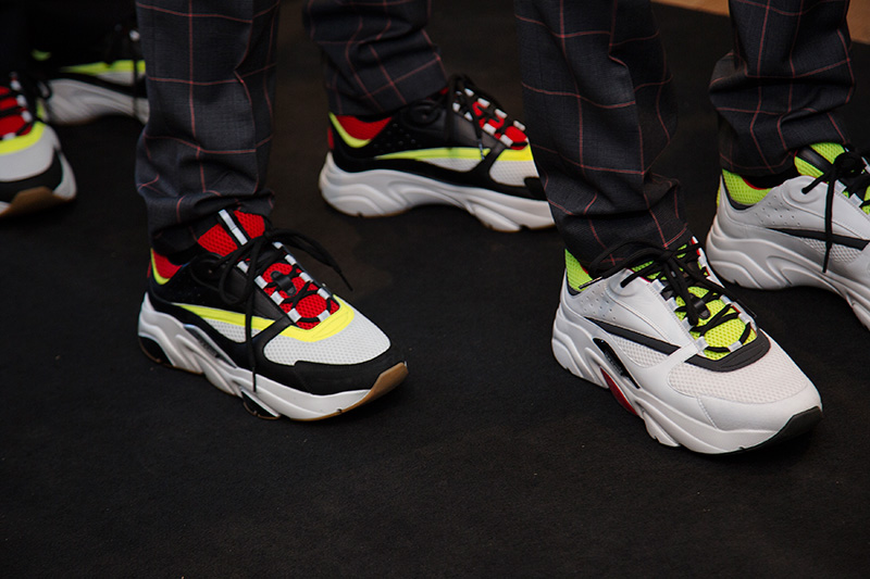 Dior Homme - SNEAKERS B22 - Fucking Young! 63b32a9234a