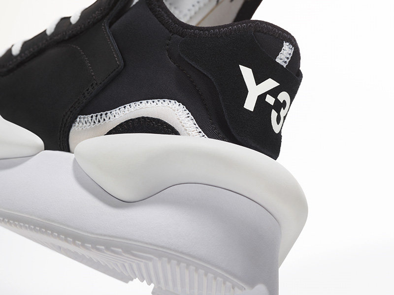 adf740d78c7a7 Y-3 releases a new footwear style first seen at its Fall Winter 2018 runway  show. The Kaiwa trainer innovates while remaining rooted in the adidas  archive