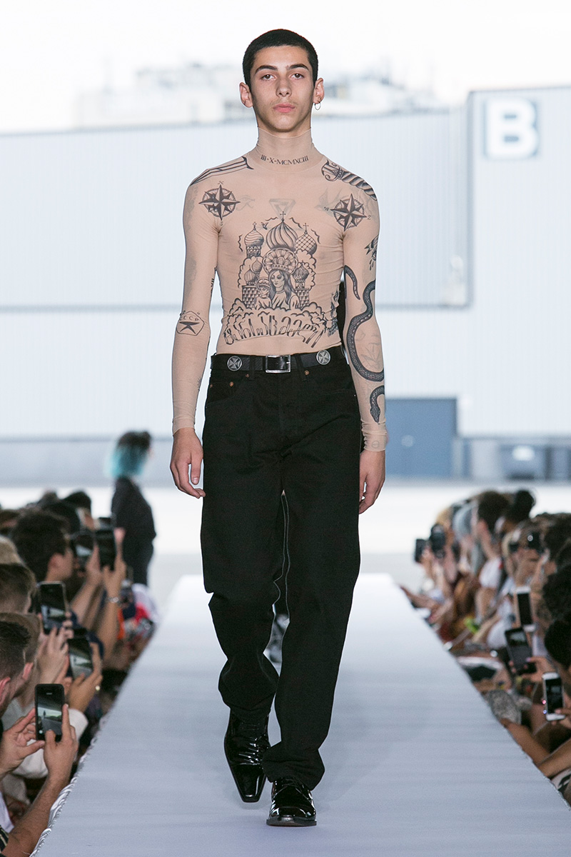 Vetements SpringSummer 2019 Collection Unveiled At Couture Fashion Week