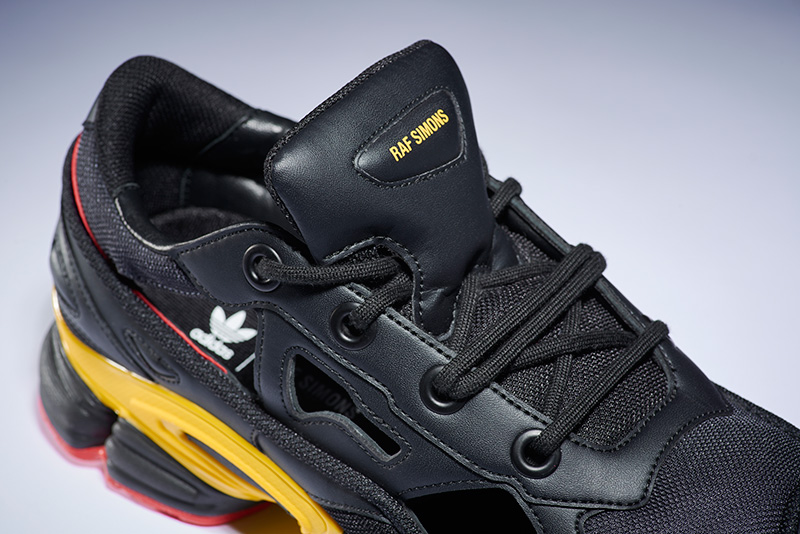new styles 194bf 2d924 In celebration of Belgian National Day, held on July 21, adidas by Raf  Simons pays tribute to the designers home country with an exclusive new  colorway of ...