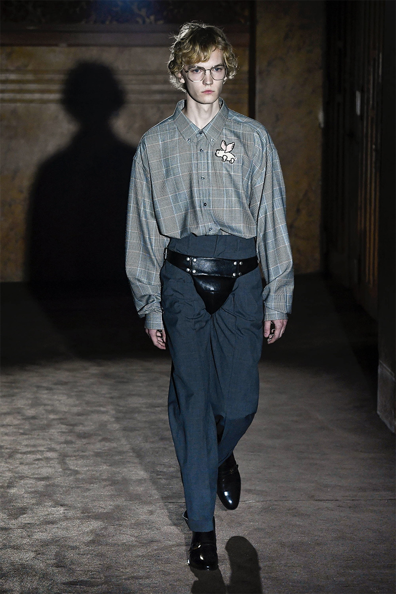 902a768794d36 Gucci Spring Summer 2019 - Fucking Young!