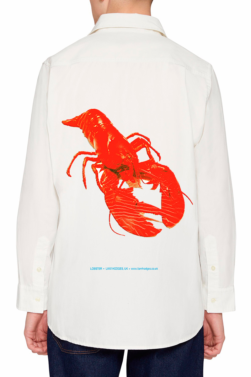 """Liam Hodges """"Lobster"""" Capsule Collection"""