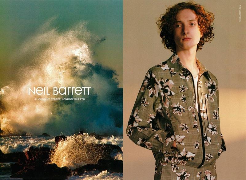 Neil Barrett Spring/Summer 2019 Campaign