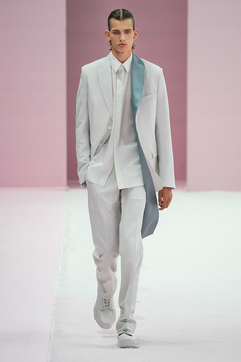 Young Mens Fashion 2020.Dior Men Spring Summer 2020 Fucking Young