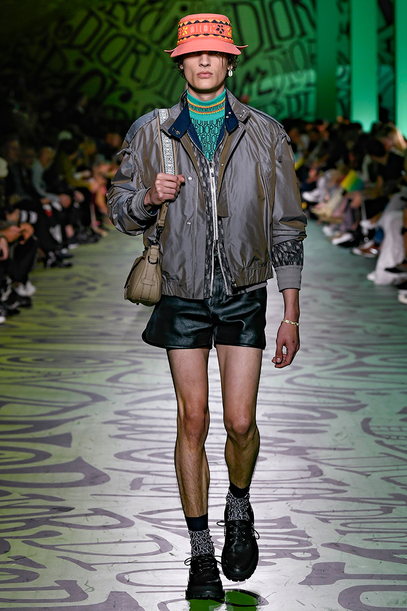 Fall Winter 2020 Supreme.Dior Men Pre Fall Winter 2020 Fucking Young