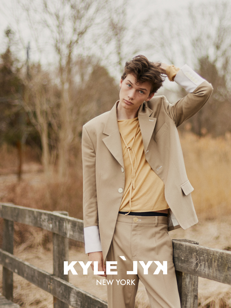 KYLE'LYK Fall/Winter 2021 Campaign