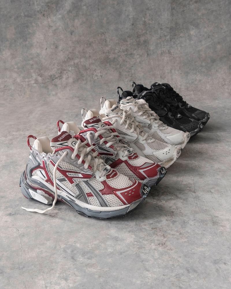 Balenciaga Runner – Kith Exclusive