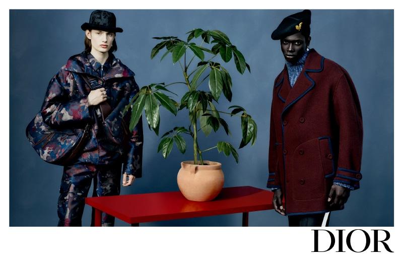 Dior Men Winter 2021 Campaign