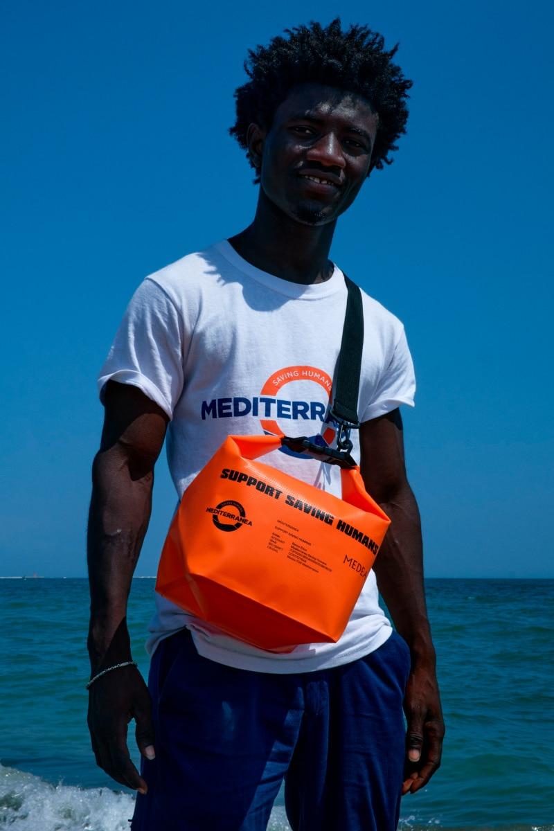 Medea x Mediterranea – Support Saving Humans