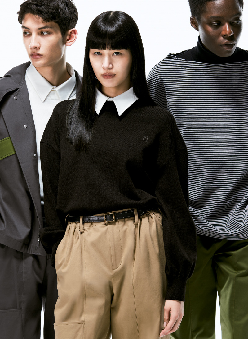 ADEAM introduces ADEAM ICHI, a gender neutral capsule collection