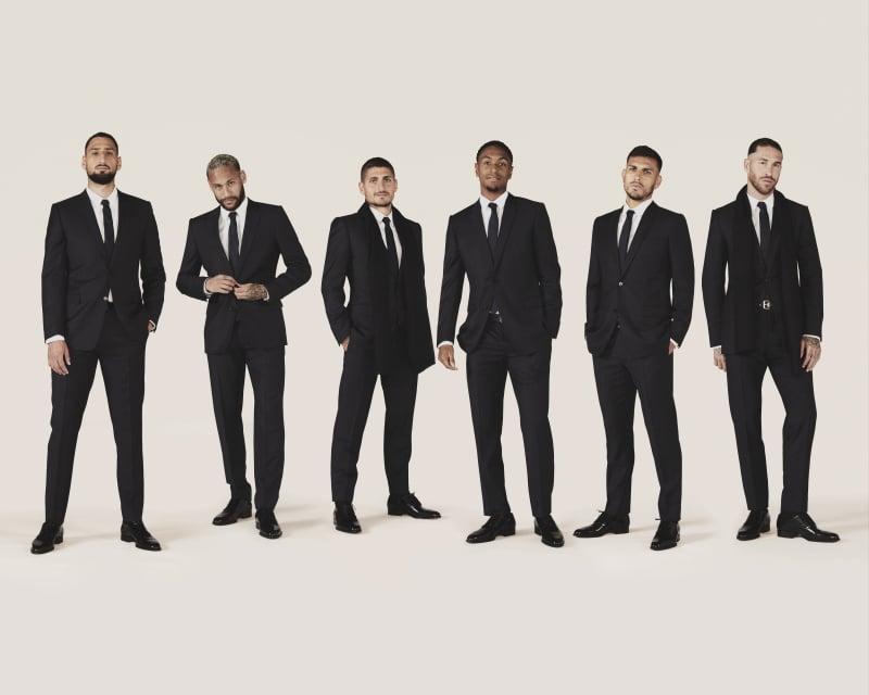 Dior Presents the Paris Saint-Germain Official Wardrobe