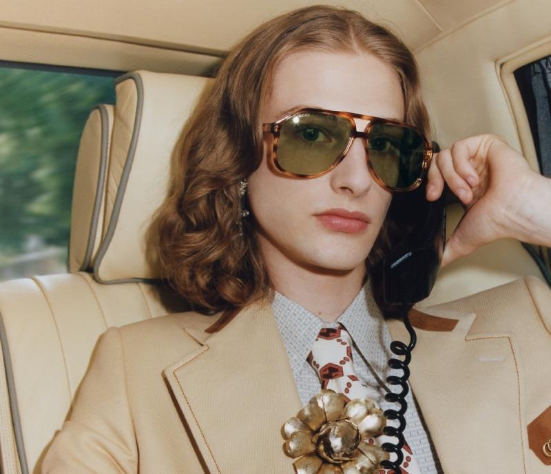 Gucci FW21 Eyewear Campaign