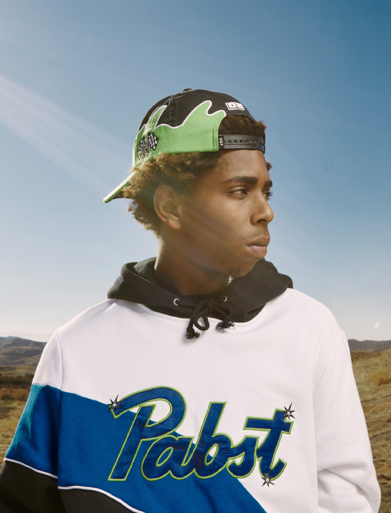 HUF Closes Out The Summer In Collaboration With Pabst Blue Ribbon