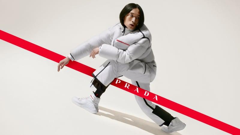 Prada Linea Rossa FW21 Campaign